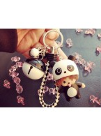 Cute creative key chain